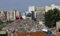 Lebanon's Leaders Abandon Pragmatism as Trash Fills the Streets