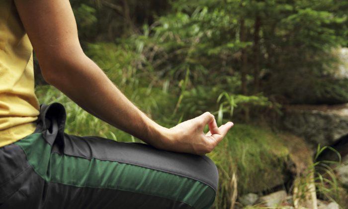 Meditation (nevarpp/iStock)