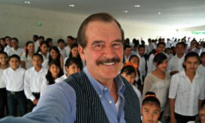 This Is How Vicente Fox Sees Mexico's Future