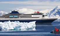 Luxury Cruiseliner Introduces New Green Tech Innovations