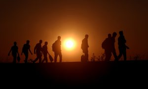 Asylum by Numbers: This Is Not a Quantifiable Crisis