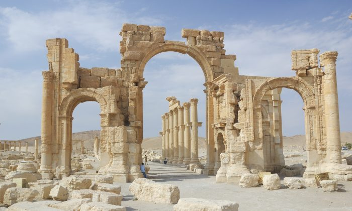 The city of Palmyra, ruins of the 2nd century A.D. (Rafal Cichawa/iStock)