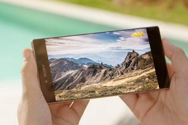 Sony Xperia Z5 Premium. (Sony)