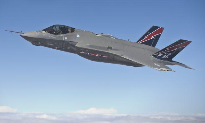 (Lockheed Martin/Matt Short)