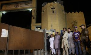 Pakistan Among World's Top Executioners After Terror Attack