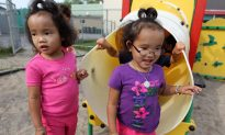 Liver Transplant Twins Start School, Begin to Thrive After Surgery