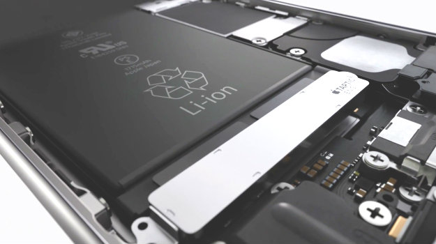 iPhone 6s battery. (Apple)