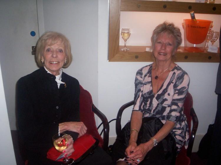 Anne Champion (left)  Annie MacMillan (right)