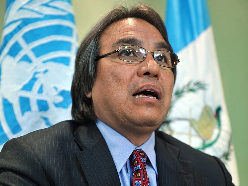 United Nations Special Rapporteur on the Situation of Human Rights and Fundamental Freedoms of Indigenous Peoples