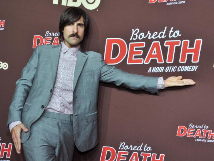 Jason Schwartzman attends HBO's 'Bored To Death' premiere at Jack H. Skirball Center for the Performing Arts on Sept. 21, 2010 in New York City.  (Henry S. Dziekan III/Getty Images)