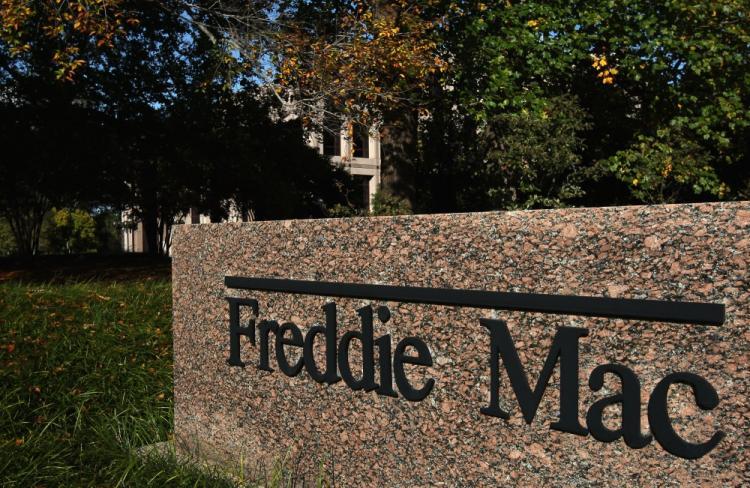 The headquarters of Freddie Mac are seen October 21, 2010 in McLean, Virginia.  (Win McNamee/Getty Images)