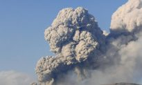 Volcano Erupts in Japan, Spreads Ash Over Cities