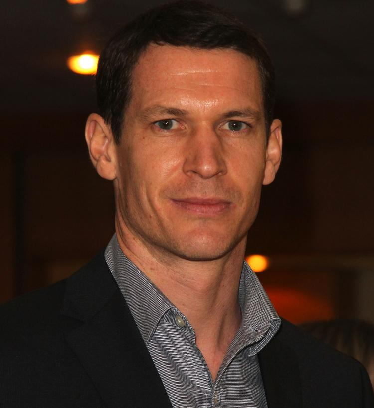 Tim Hetherington, Oscar-nominated war photographer and documentarian, was killed in the Libyan city of Misrata on Wednesday, April 20.   (Valerie Macon/Getty Images)