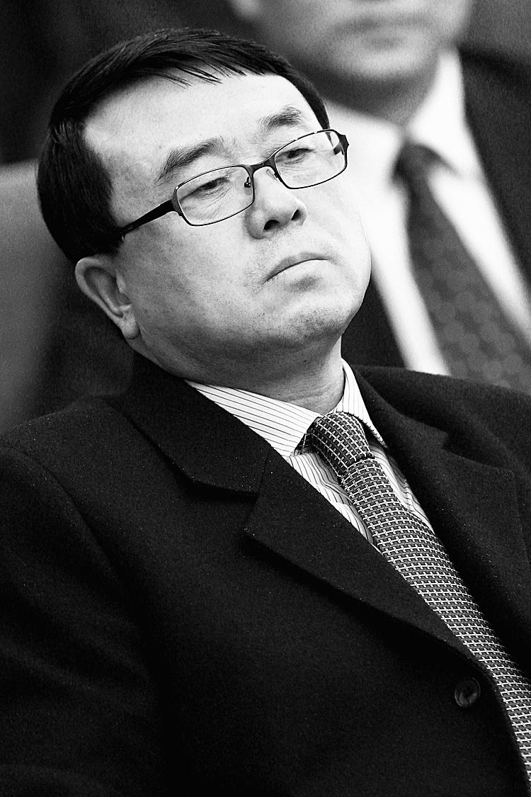 Wang Lijun, former chief of the Chongqing public security bureau