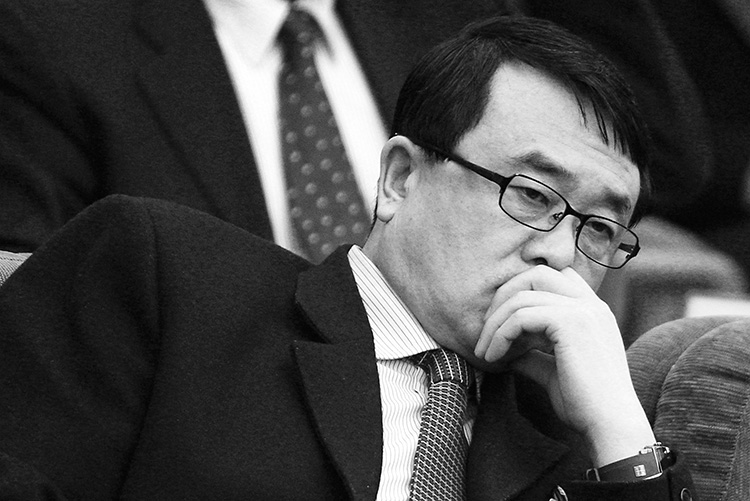 Wang Lijun, former Chief of Chongqing Public Security Bureau