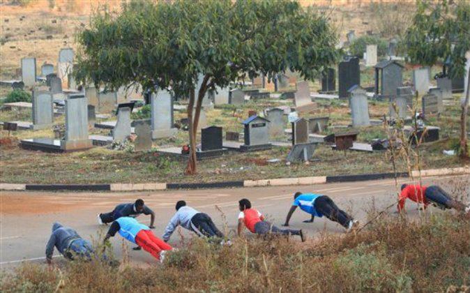 (AP Photo/Tsvangirayi Mukwazhi)