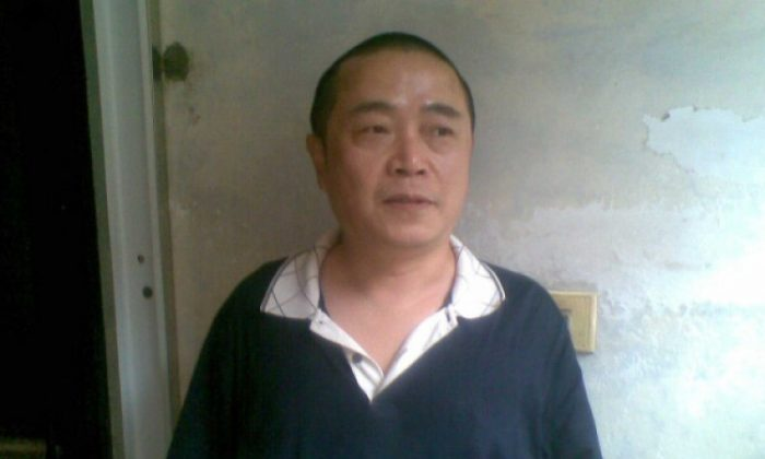 Huang Qi, a human rights activist from Sichuan Province, China.  (www.64Tianwang.com)