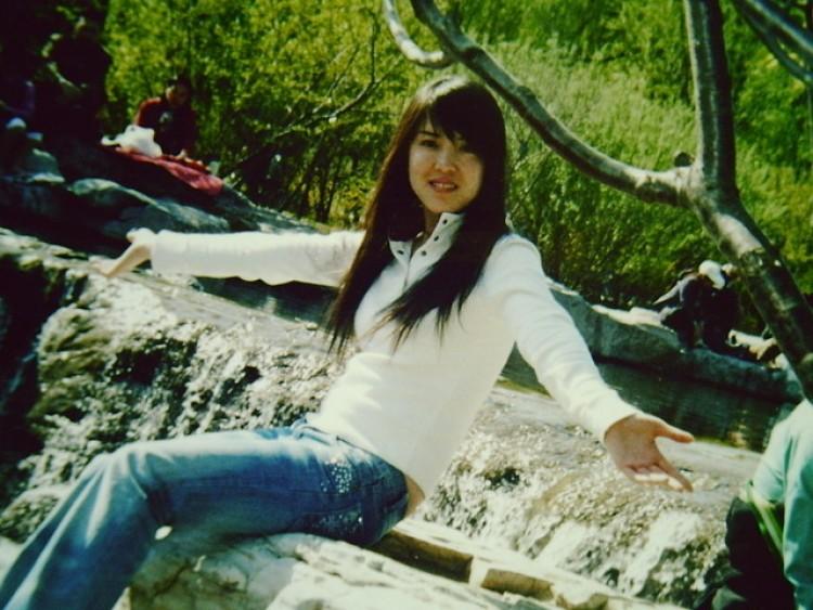 Hu Miaomiao before suffering persecution. (Minghui.org)