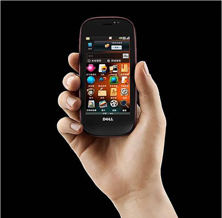 Dell Mini 3 Smart Phone (Dell)