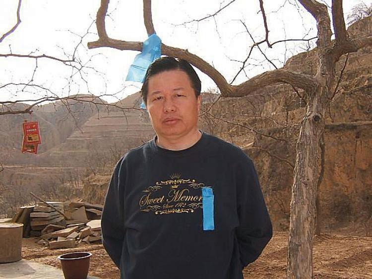 Human rights attorney Gao Zhisheng