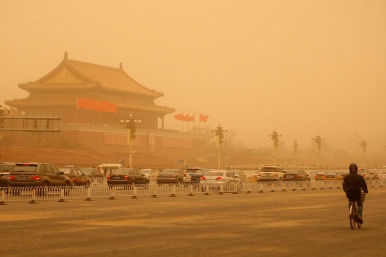 Beijing in Standstorm