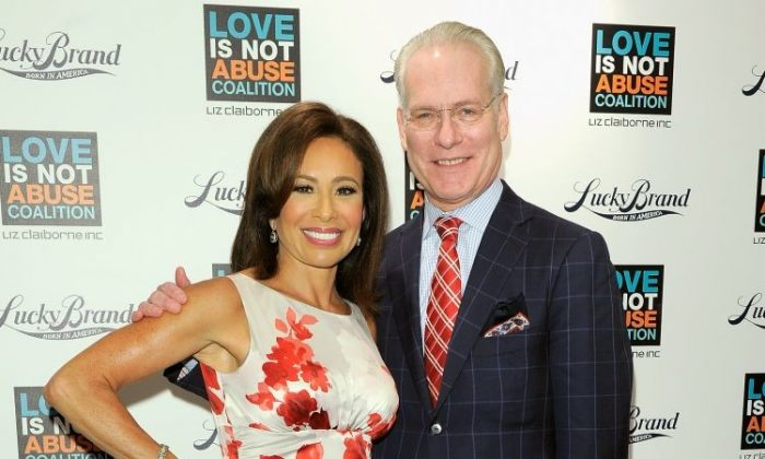 Media personalities Judge Jeanine Pirro and Chief Creative Officer for Liz Claiborne Tim Gunn   (Jemal Countess/Getty Images)