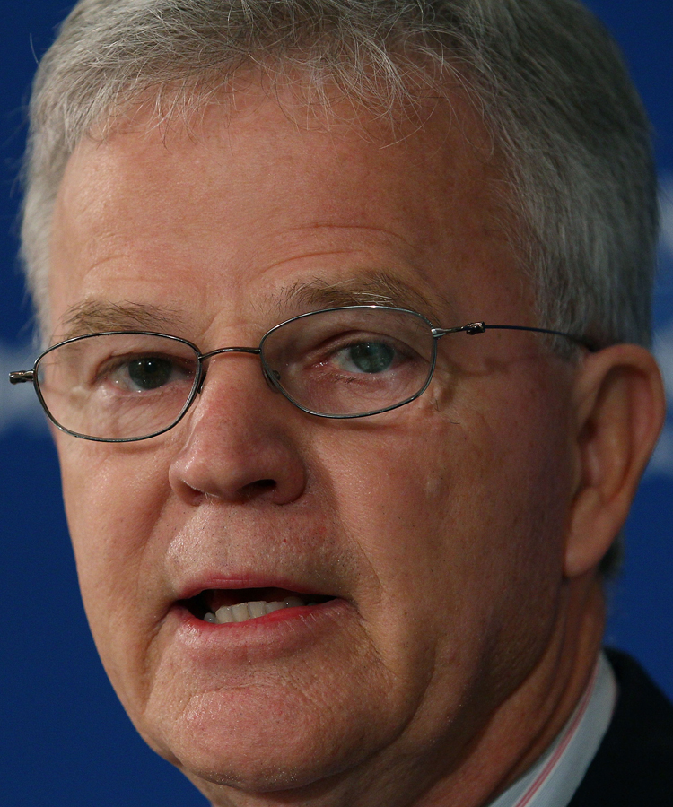 GOP Presidential Candidate Buddy Roemer Speaks At National Press Club