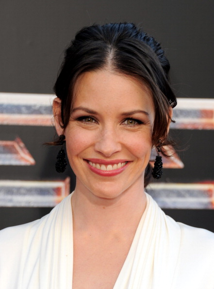 Actress Evangeline Lilly