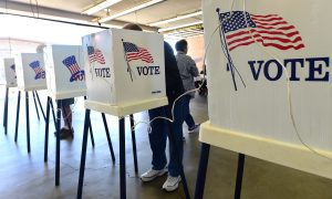 Three Parties to Allow Unaligned Voters to Cast Ballots in California Primaries