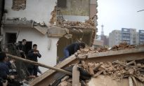 Faced With Forced Demolition, Chinese Villagers Respond With Homemade Artillery