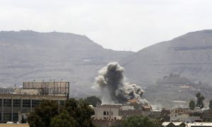Aid Agency Says 1 of Its Yemen Facilities Hit by Airstrike