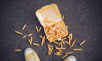 Five-Second Rule: Is It Really OK to Eat Food That's Fallen on the Floor?