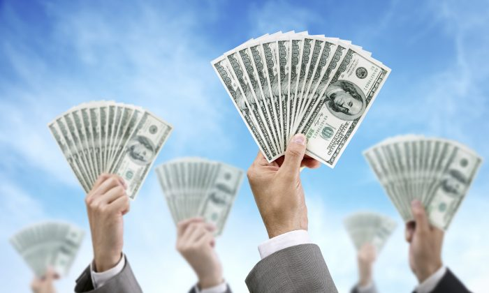 Crowdfunding could impact the role governments play in the future. (BrianAJackson/iStock)