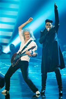MTV European Music Awards in Belfast, Queen