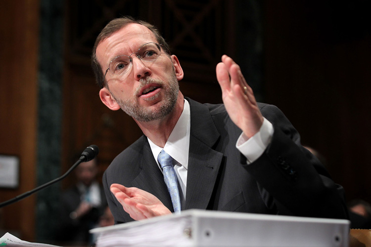 Congressional Budget Office Chief Elmendorf Testifies Before Senate