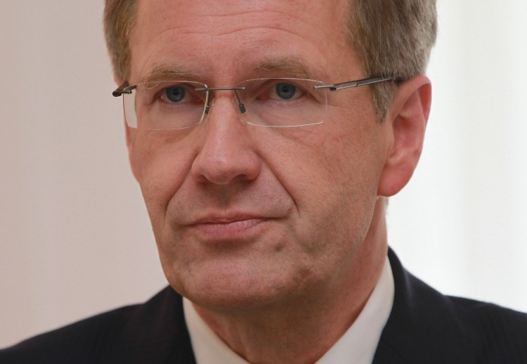 Resigned German President Wulff Gives Statement As Prosecutors Launch Investigation (Getty Images)