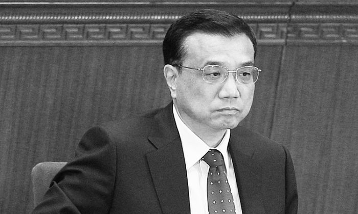 Chinese Premier Li Keqiang in Beijing, on March 3, 2012. (Feng Li/Getty Images)