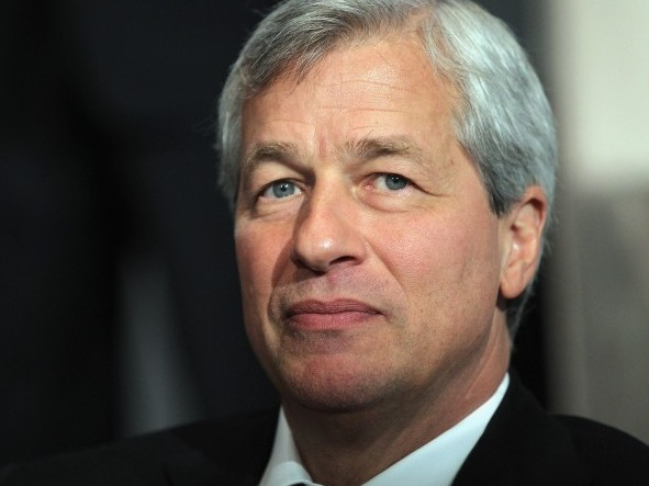 JPMorgan Chase CEO James Dimon Speaks At Annual Simon New York Conference