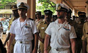Italy Seeks Jurisdiction in Killing of 2 Indian Fishermen