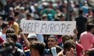 Refugee Crisis Has European Union Grappling With Its Destiny