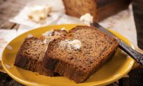 Recipe: High Protein Almond Bread