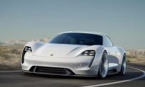 Porsche Has a New All-Electric Car and It's Amazing