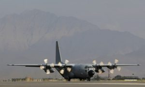 US Air Force C-130 Crash Lands in Iraq: Officials