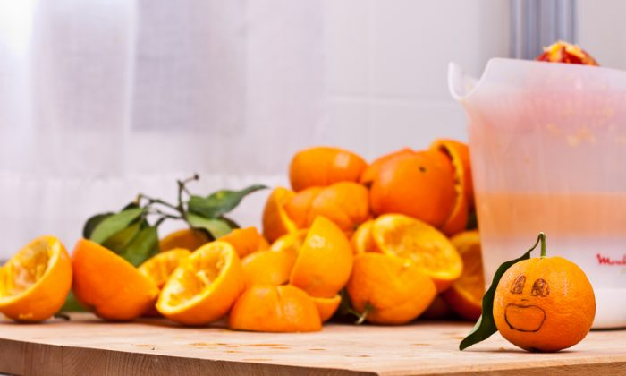 Freshly squeezed: an apeeling opportunity for renewable chemicals. (Andrés Nieto Porras, CC BY-SA 2.0)