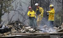 Blazes Being Tamed but Death Toll Rises to 5 in California
