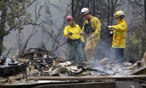 2 Bodies Found in Ruins of Sierra Nevada Foothills Fire