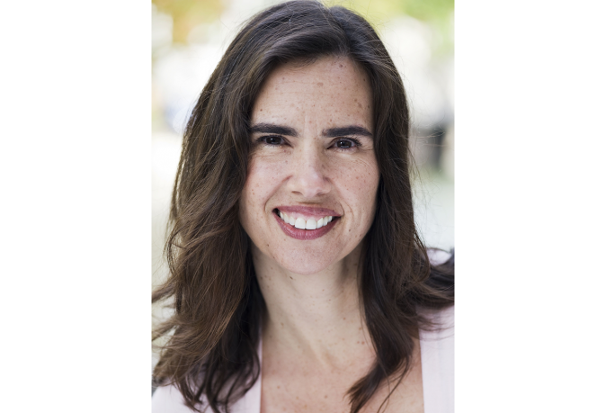 Kristin Neff, associate professor of human development and culture at the University of Texas and a pioneering researcher in the field of self-compassion.
