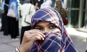 Feds to Take Controversy Over Face Coverings to Supreme Court