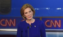 Fiorina Looking to Capitalize on Another Strong Debate
