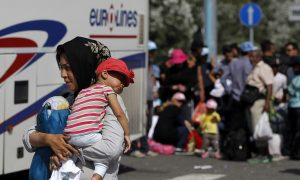Croatia Is the Latest Migrant Hotspot After Hungarian Clashes